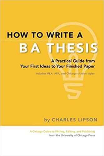 Easy Essay Topics For High School Students  Persuasive Essay Thesis Examples also Topics Of Essays For High School Students Amazoncom How To Write A Ba Thesis A Practical Guide From  Computer Science Essay Topics