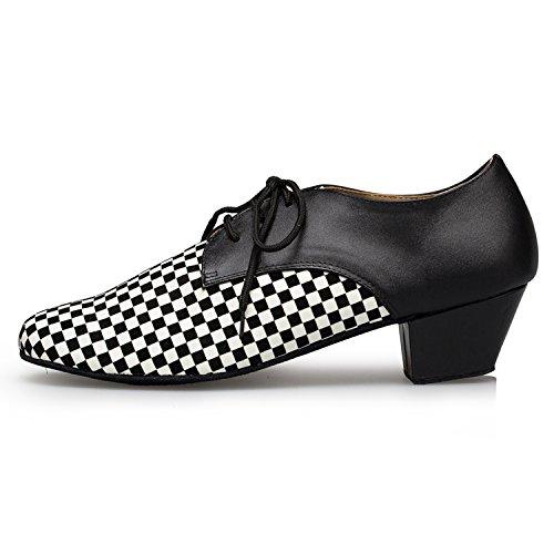 Miyoopark - salón hombre Black/White-4.5cm heel