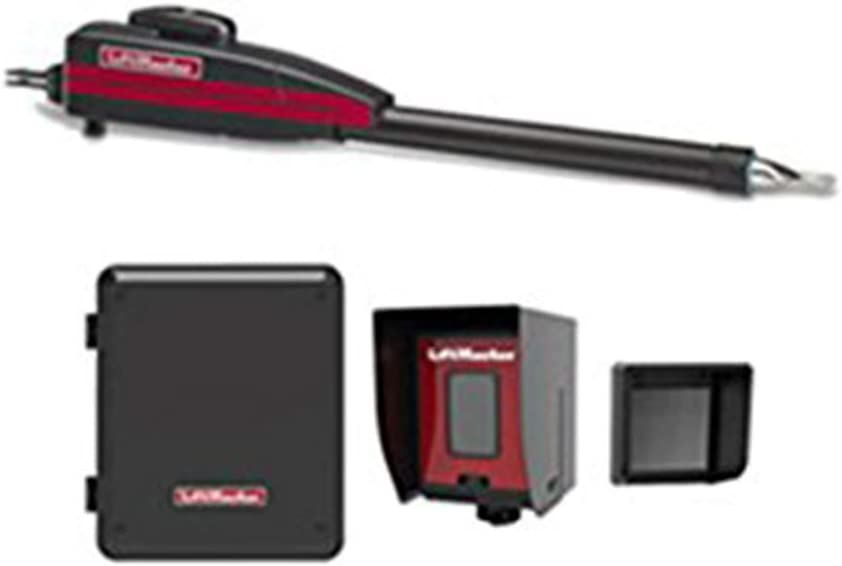 Liftmaster LA400PKGU Swing Gate Opener Kit 2 Liftmaster 811LM Remotes