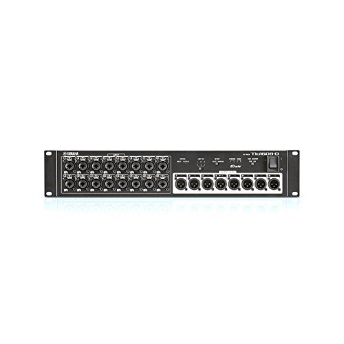 Yamaha Tio1608-D   Dante Digital Input Output Mixing Console Rack - Mixing Console System