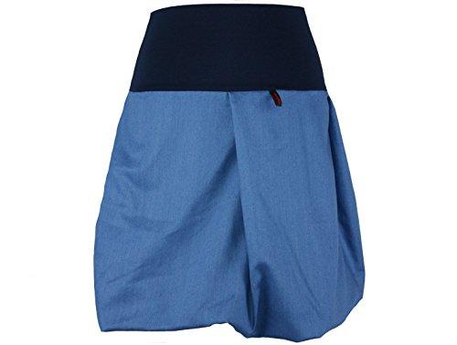 Claro De Colores Falda Azul Globo Varios Longitudes Diseño Oscuro Y En Estilo fwBxqA