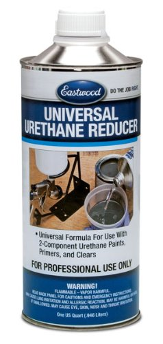 Eastwood Alcohol Water Free Urethane Reducer Fast Below 70 Degree 1 Quart