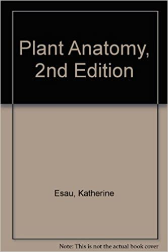 Buy ESAU PLANT *ANATOMY* 2ED Book Online at Low Prices in India ...