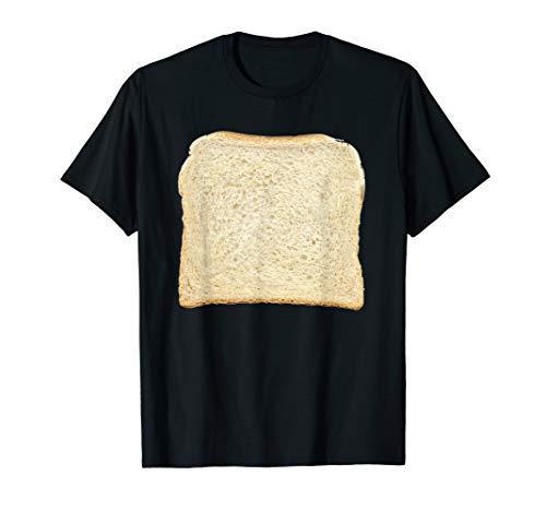 Bread & Toast T-Shirt Halloween Costume -