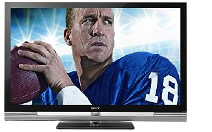amazon com sony bravia w series kdl 52w4100 52 inch 1080p 120 hz rh amazon com Sony TV KDL-46V4100 Problems