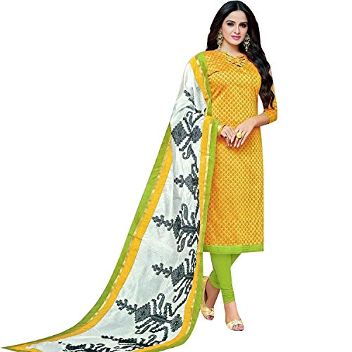 Embroidered Salwar Suit - 3