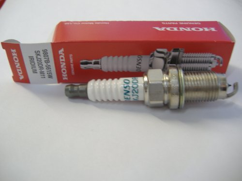 Genuine Honda 9807B-5615W Spark Plug (Skj20Dr-M11) (Genuine Honda Spark Plug compare prices)