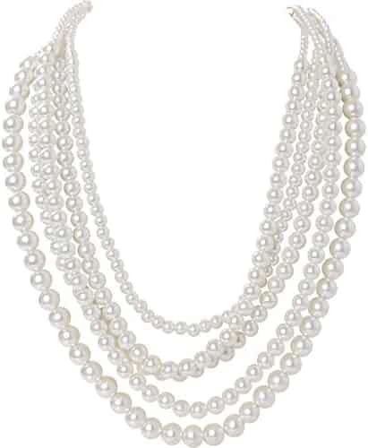 cdeccc660ec3b Shopping Under $25 - Pearl Strands - Necklaces - Jewelry - Women ...
