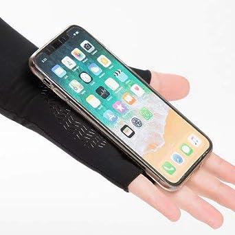 d/ünner Abschnitt Half-Finger UV-Schutz Seide f/ür Reiten Summer Ice Handschuhe Fahren