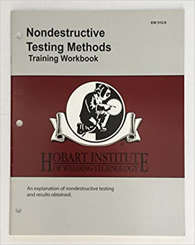 Book Training Workbook, Nondestructive Testing Methods