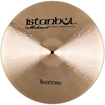 istanbul mehmet cymbals traditional series cth19 19 inch thin crash cymbals musical. Black Bedroom Furniture Sets. Home Design Ideas