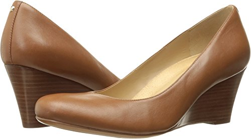 2014 newest outlet 100% original Naturalizer Women's Emily Pump Saddle Tan Leather enjoy online many kinds of for sale sale 2015 new lSX5Hy