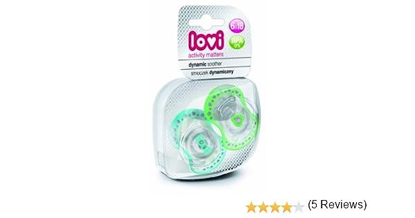 LOVI 22x808 - Chupete, 6-18 meses: Amazon.es: Bebé