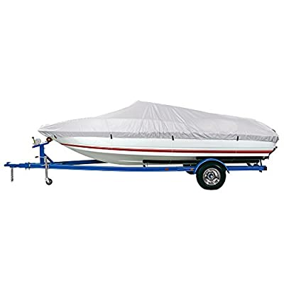 """Polyester Boat Cover Boat Length / Beam Width: 14'-16', 90"""""""