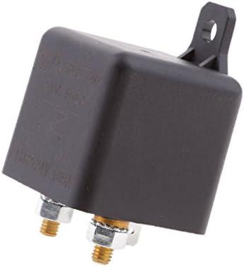 Amazon.com: Dolity 24V 100Amp Split Charge Relay Switch 4 ... on