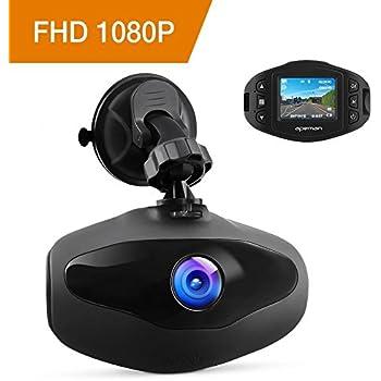 apeman dash cam hd 1080p mini car dash camera. Black Bedroom Furniture Sets. Home Design Ideas