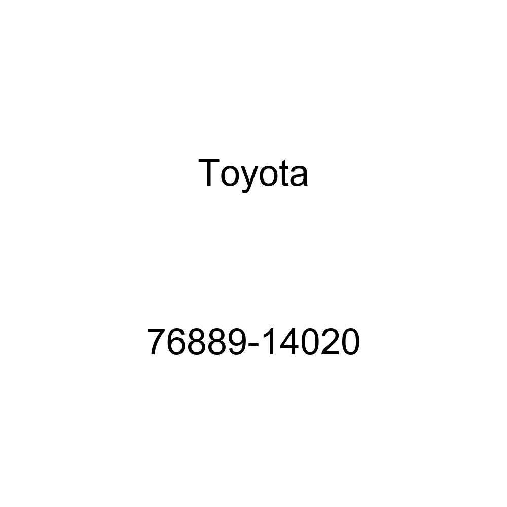 Toyota Genuine 76889-14020 Spoiler Protector