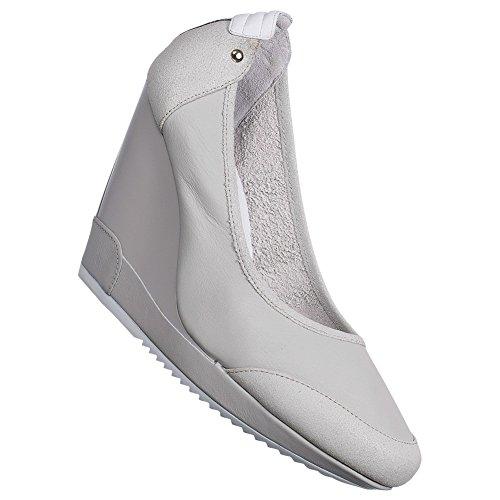 Pour Chaussures G63658 2 36 Wedge 3 Adidas Femme Slvr Eu FRqUxwFt6