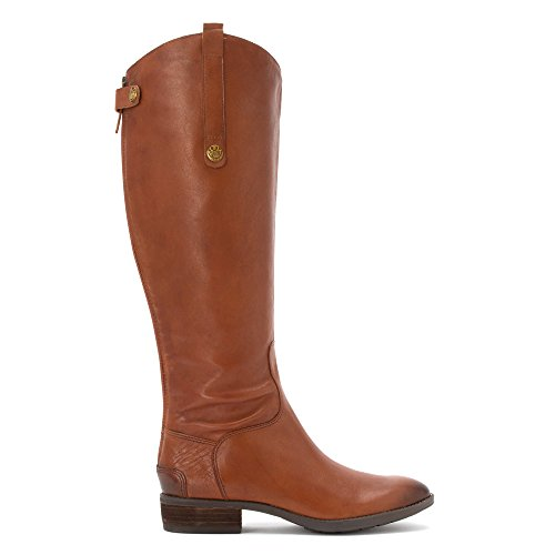 Sam Edelman Womens Penny 2 Wide-Shaft Riding Boot Whiskey