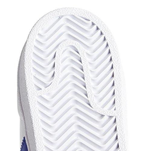 Boys' UK Superstar 5 White adidas Trainers White 3 818dq
