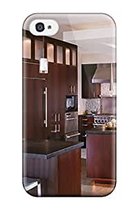 Hot Selling Tpye Contemporary Kitchen Featuring Island With Wine Storage Case Cover For Iphone 4/4s