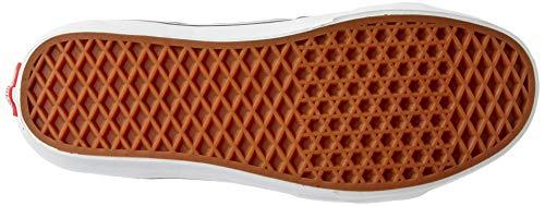 Black Zapatillas Vqg3bka Clásicas Slim black Unisex Lona Sk8 De whi Vans hi fwUxqzAS7