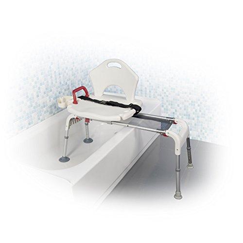 Drive Medical Folding Universal Sliding Transfer Bench by Drive Medical (Image #5)