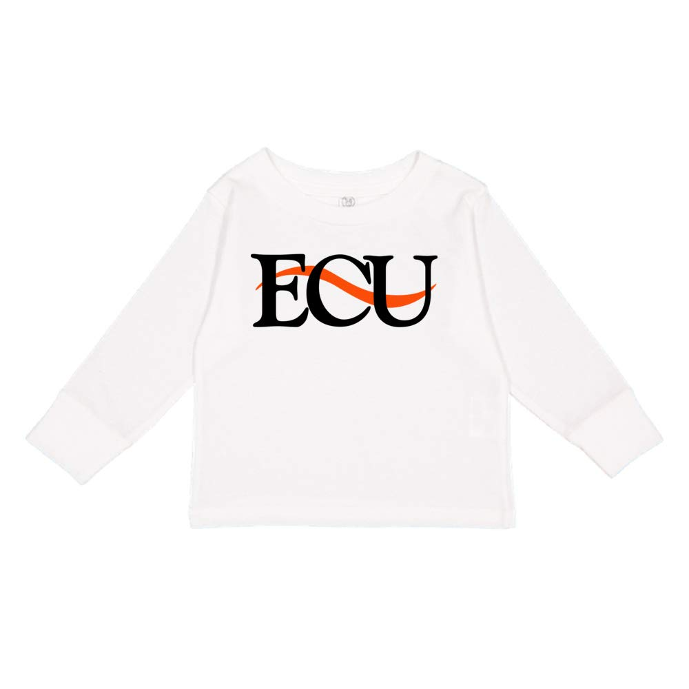 NCAA East Central Tigers PPEASTU06 Toddler Long-Sleeve T-Shirt