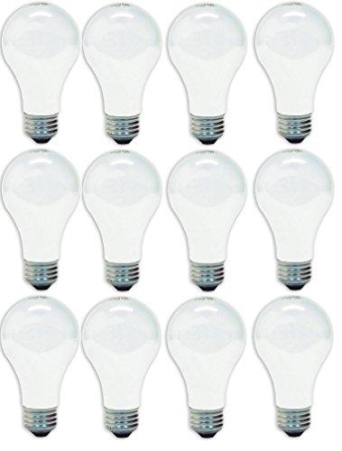 GE Lighting 41028 60-Watt A19, Soft White,