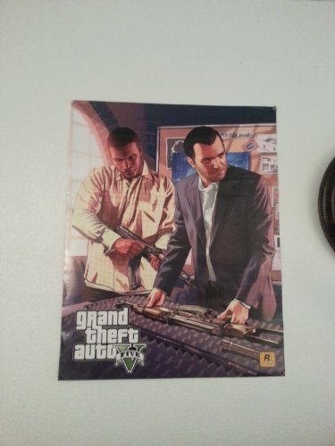 Official Gta5 - Grand Theft Auto 5 Poster. New Style! Comes As a 2 Pack