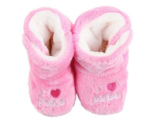 6 Mädchen 12 Babyschuhe Monate amp; Générique Krabbelschuhe Puschen UX7HqW4w
