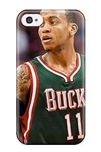 Diy Yourself Cute Appearance Cover/tpu Milwaukee Bucks Nba Basketball N9aUuDplHVz case cover For iphone 6 plus 5.5