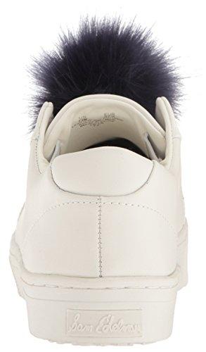 Sam Edelman Donna Leya Fashion Sneaker Bianco / Navy / Grigio