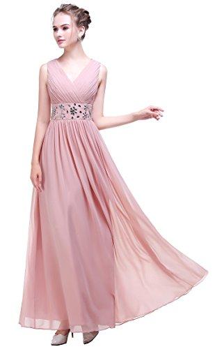 nice pink prom dresses - 8