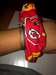 KC Chiefs Scrunchie/Scrunchies for Hair/...