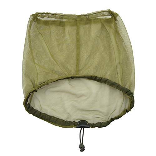 SPOSN/SSO Mosquito Net for Headwear Olive Russian Army
