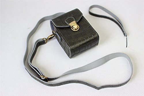 BolinUS Digital Camera Cover Case Bag with Shoulder Strap Fo