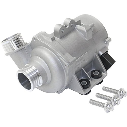08 x5 bmw water pump replacement - 9