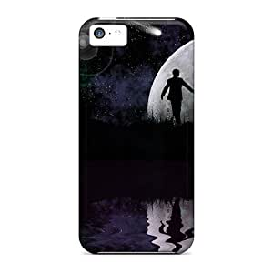 For Iphone 5c Protector Case The Magic Of Love Phone Cover