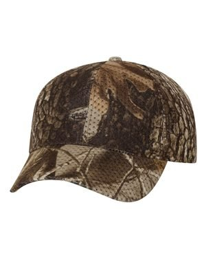 - Kati LC30 Men's Licensed Camo Athletic Mesh Cap Realtree Hardwood Hd One Size