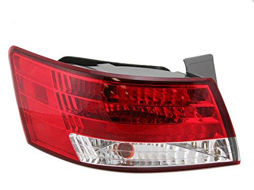 Taillight Taillamp Brake Light Lamp Driver Side Left LH for 06-08 Sonata