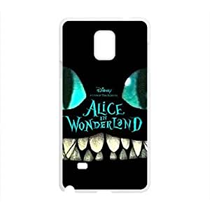 Alice in Bomberland Cell Phone Case for Samsung Galaxy Note4