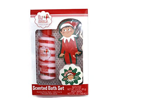 Elf on the Shelf Scented Bath Gift Set ()