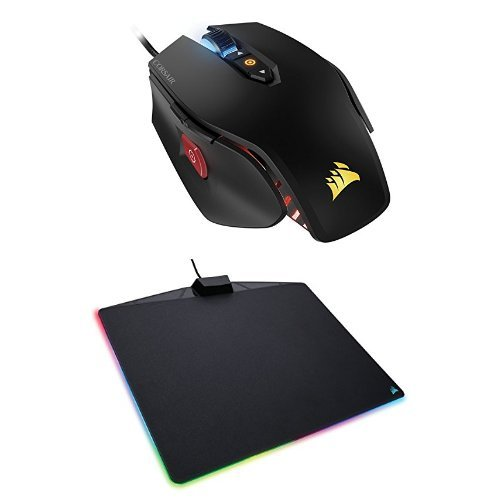 CORSAIR M65 Pro RGB - FPS Gaming Mouse - 12,000 DPI Optical