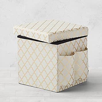gold andrea elegant tray brown christopher and image croc ottoman with top appealing gallery storage wallpaper