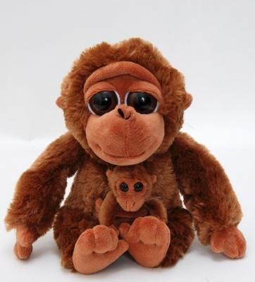 Bright Eye Pocketz Orangutan 13