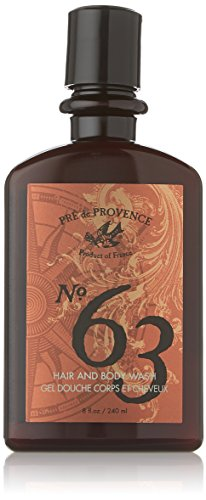 No. 63 Men's Shower Gel, Aromatic, Warm, Spicy...