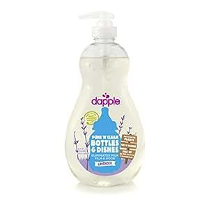 Amazon Com Dapple Baby Bottle And Dish Liquid Lavender