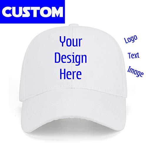 Jics Lamb Men Women Personalized Trucker Hats Customized Adjustable Snapback Baseball Caps Dad Hat