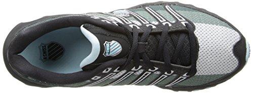K-swiss Womens Tubes 100 P Sneaker Clearwater / Nero